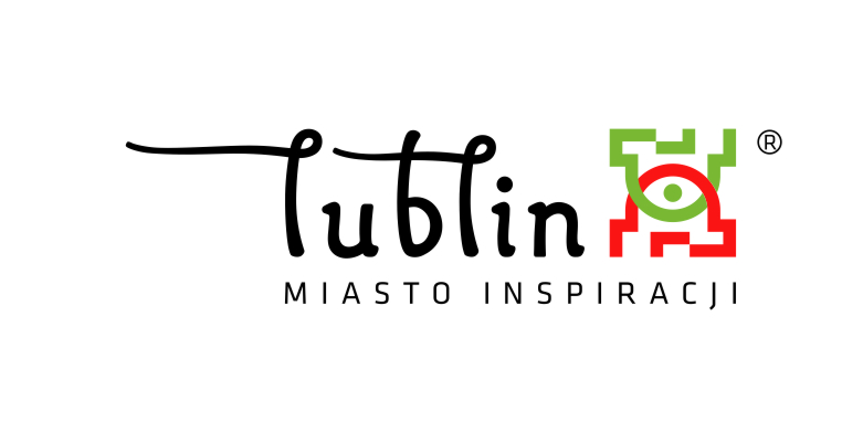 Logo - Lublin Miasto Inspiracji